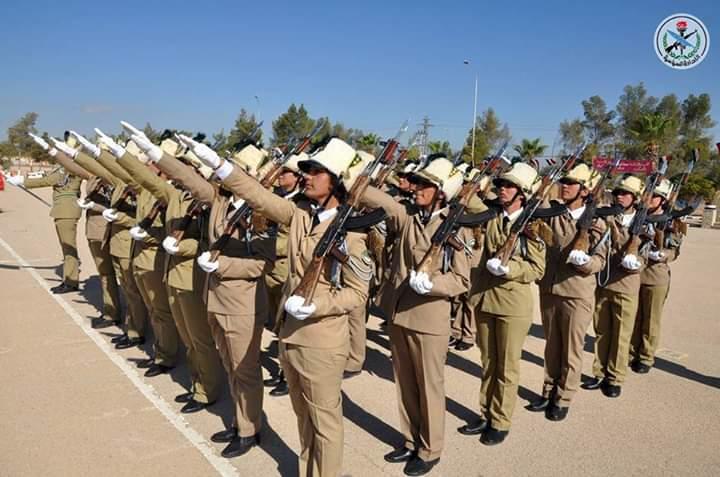 Photo of الكلية العسكرية للبنات في سوريا تخرج دفعة جديدة من الضباط