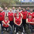 Syria's wheelchair basketball team ranks 2nd in Lebanon Int'l Championship