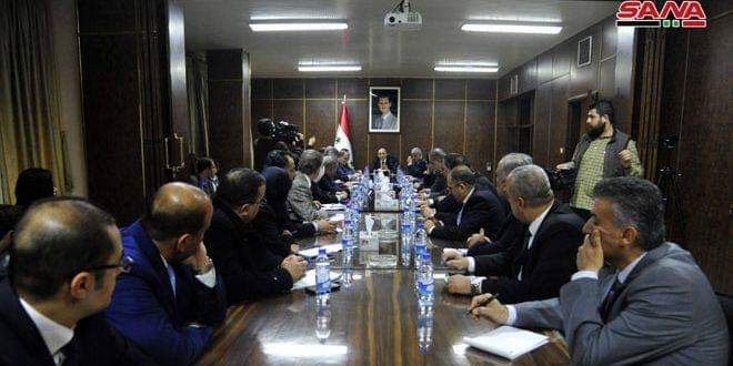 Photo of Executive steps for consolidating environment work of public banks discussed