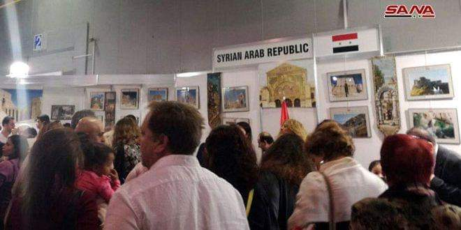 Photo of Syrian pavilion at annual charity bazar in Sofia witnesses remarkable turnout