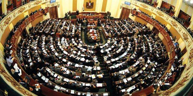 Photo of Arab Affairs Committee at Egyptian House of Representatives: Political solution only solution to crisis in Syria