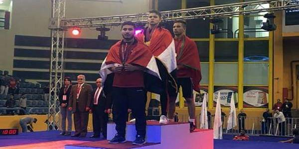Photo of Syria wins 36 medals in total at two weightlifting championships in Cairo