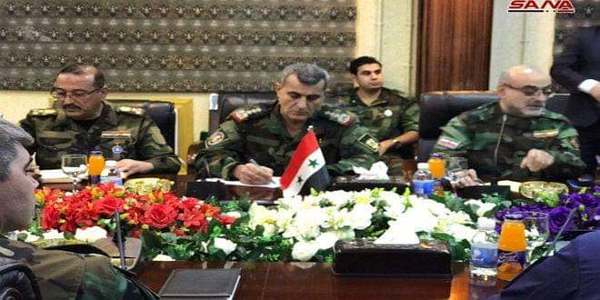 Photo of Conference of quadripartite information exchange center in Baghdad reviews counter-terrorism achievements