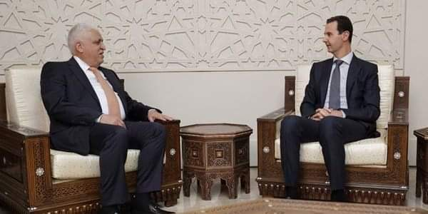 Photo of رسالة عراقية للرئيس الأسد.. فماهي؟