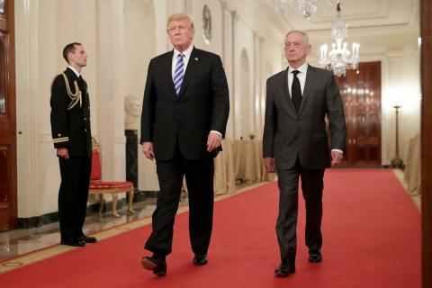 Photo of مصدر يكشف عن غضب ترامب من خطاب استقالة ماتيس