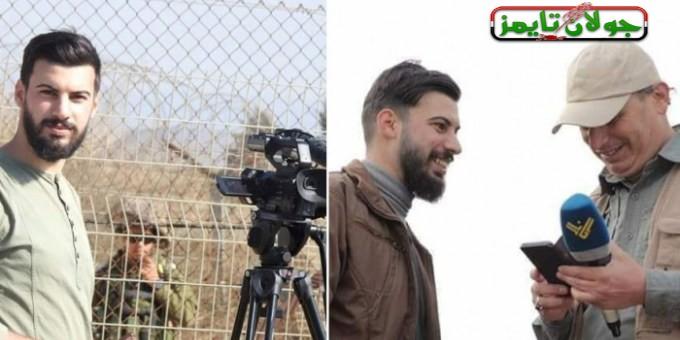 Photo of حسن يورث من أبيه الإعلامي علي شعيب التلاعب بأعصاب العدو و كشف زيفهم