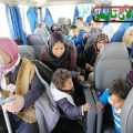 Displaced from Menbej area return to their liberated villages