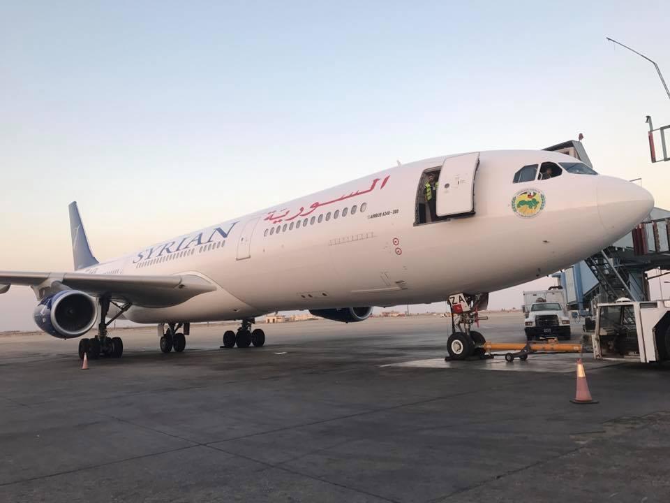 Photo of 3 شركات طيران عربية تتفحص مطار دمشق في طريقها للعودة