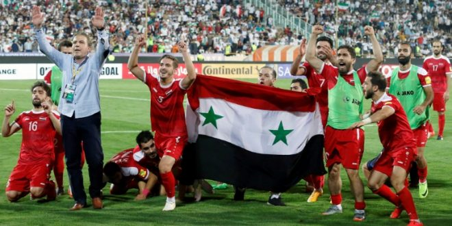 Photo of نجم منتخب سورية الدولي السابق ينفي صحة تصريحات رئيس الاتحاد الرياضي