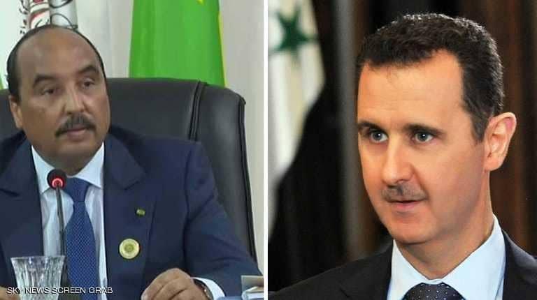 Photo of رئيس عربي يزور سوريا قبل منتصف الشهر الحالي