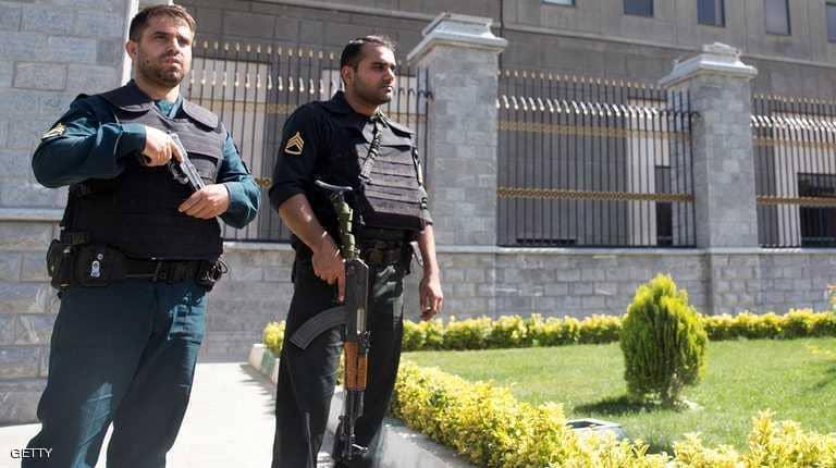 Photo of هجومان انتحاريان قرب مركز شرطة في إيران