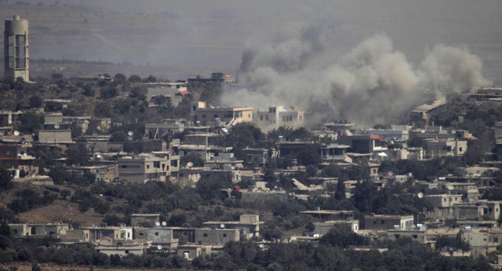 Photo of اسرائيل تعلن اعتراض قذيفة صاروخية أطلقت على هضبة الجولان