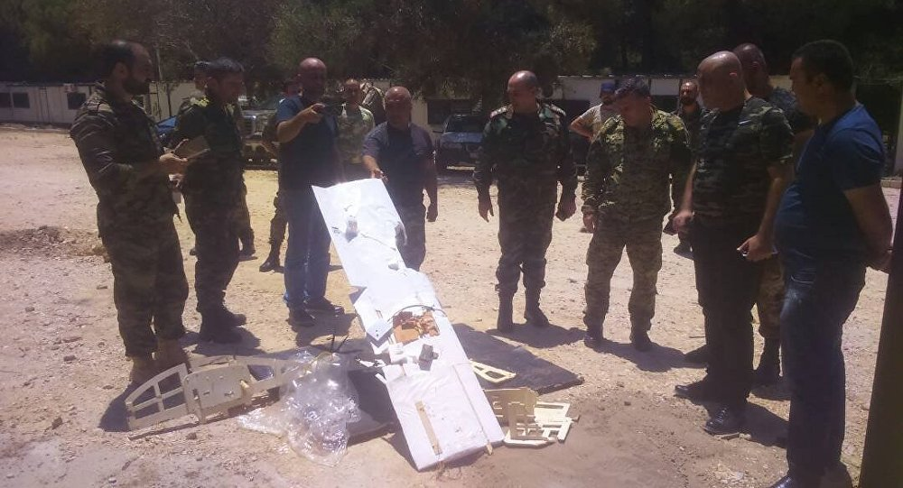 Photo of التصدي لأهداف معادية قرب قاعدة حميميم