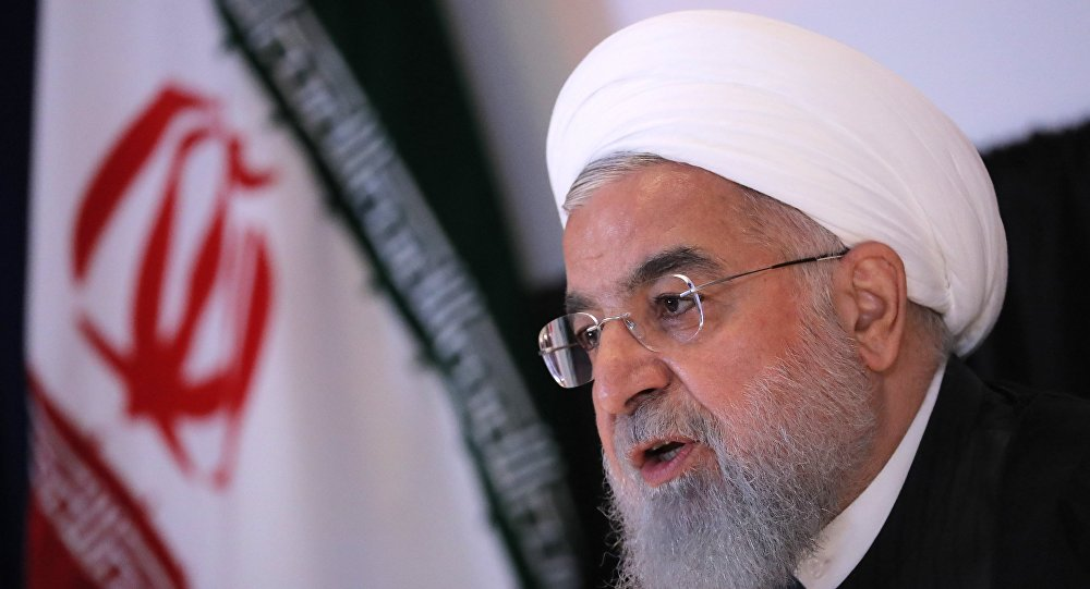Photo of روحاني يتحدى واشنطن بالأقمار الصناعية الايرانية