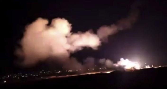 Photo of الدفاع الروسية تعلن استشهاد 4 جنود سوريين جراء العدوان الاسرائيلي على مطار دمشق فجر اليوم