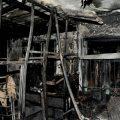 وفاة سبعة أطفال بحريق بحي العمارة الدمشقي