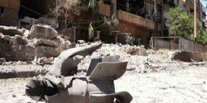 Photo of قذائف إرهابية على أحياء حلب الأمنة