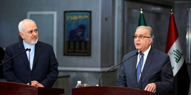"Photo of اتفاق ""ايراني- عراقي"" بالاستمرار بدعم سوريا"