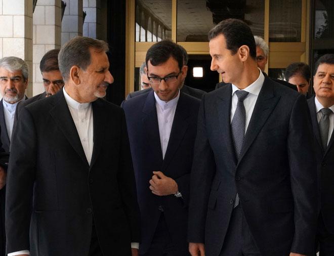 "Photo of اجتماع ""سوري – ايراني"" بهدف تفعيل التعاون الإقتصادي"