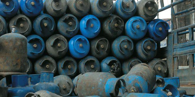 Photo of ضبط عدد من حالات المتاجرة غير القانونية بمادة الغاز المنزلي بحمص