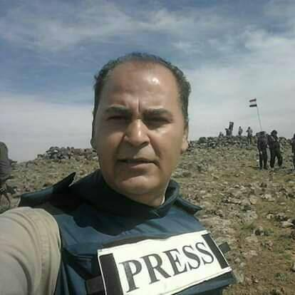 Photo of الإعلامي علي الأعور مديرا للمركز الإذاعي والتلفزيوني في السويداء