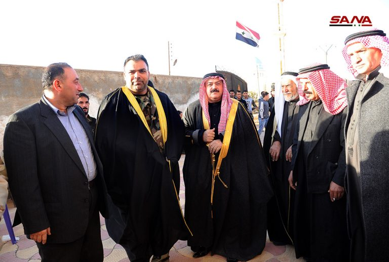 Photo of عشائر حوران.. متمسكون بالثوابت الوطنية