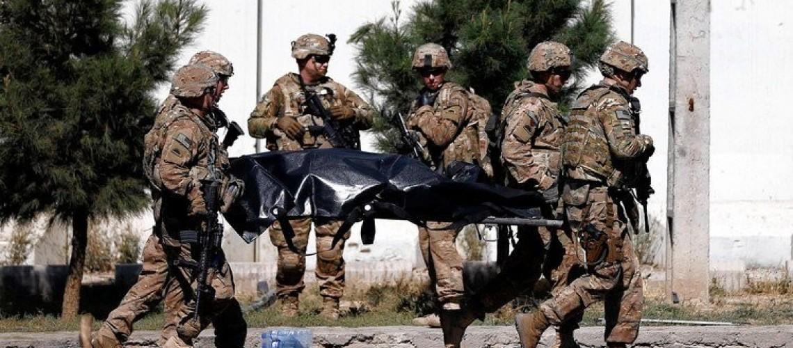 Photo of مقتل جنود أمريكين بانفجار في الحسكة