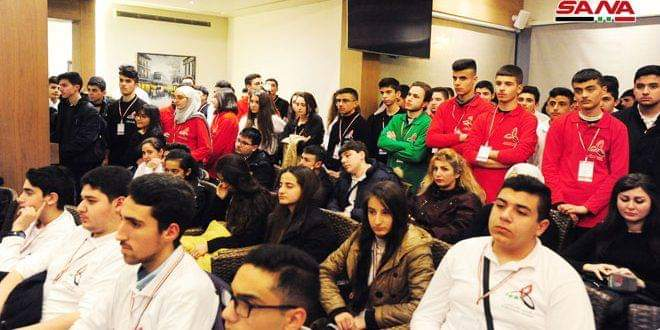 Photo of Final tests of Syrian Science Olympiad begin