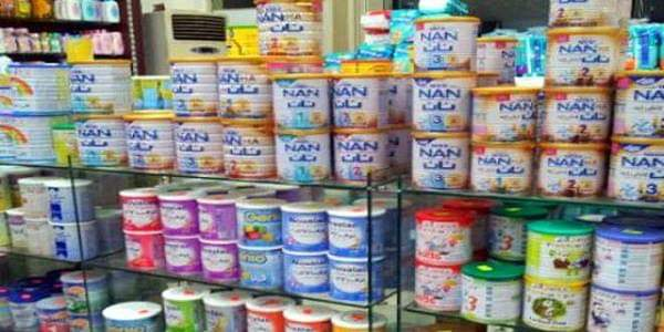 Photo of Health Ministry: Baby milk shipments arrive in Syria to be distributed to pharmacies