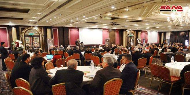Photo of Second Economic Conference for Mother Syria Group proposes project of model integrated city