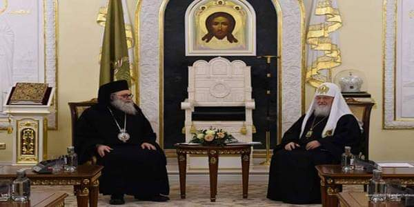 Photo of Patriarch Yazigi calls for lifting unilateral coercive measures imposed on Syrian people
