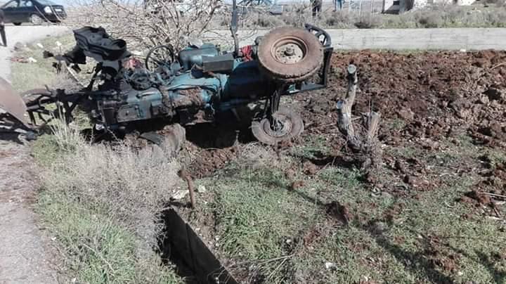 Photo of استشهاد مدني بانفجار لغم في بلدة مغر المير