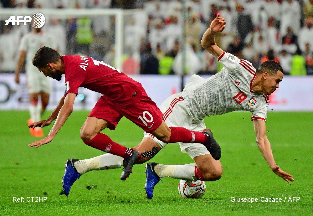 Photo of قطر تفوز على الامارات 4-0