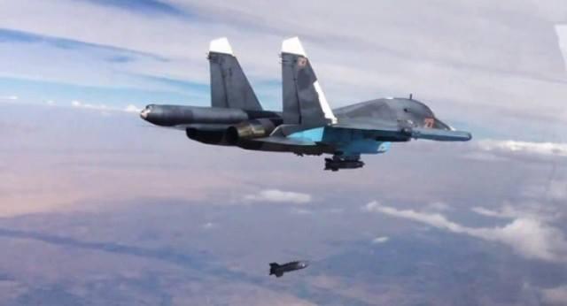 Photo of مقاتلة روسية تعترض طائرة تجسس عسكرية أمريكية