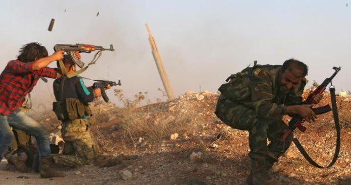 Photo of النصرة تسيطر على ريف حلب الغربي وتحاصر الأتارب