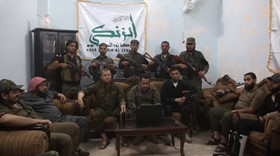 "Photo of ""الزنكي"" تخسر غرب حلب.. وأنباء عن قرب حلها بالكامل"