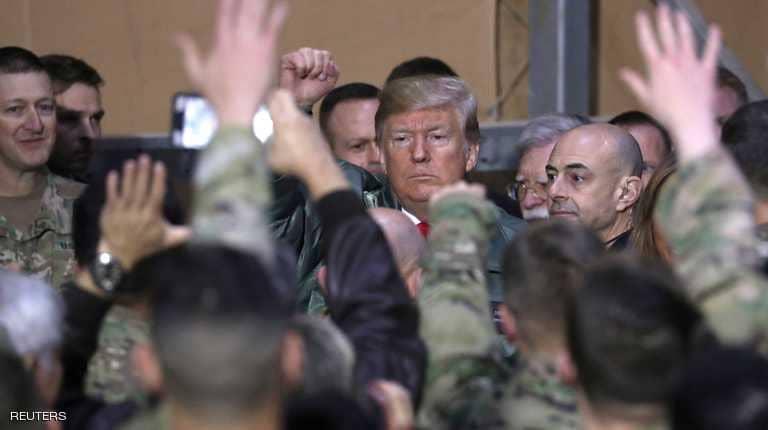 """Photo of الرئيس العراقي: ترامب لم يطلب إذنا من أجل """"مراقبة إيران"""""""