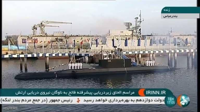 Photo of إيران.. غواصة جديدة قادرة على إطلاق صواريخ عابرة