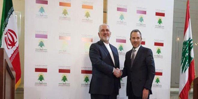 "Photo of اجتماع"" ايراني-لبناني"" وتأكيد على ضرورة الحل السياسي بسوريا"