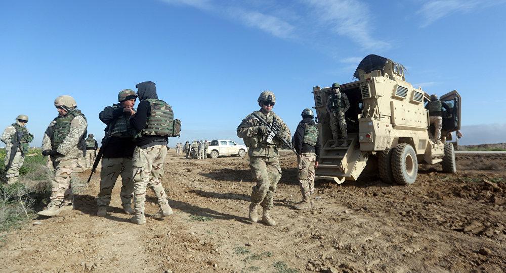 Photo of تعزيزات أمريكية على الحدود العراقية السورية