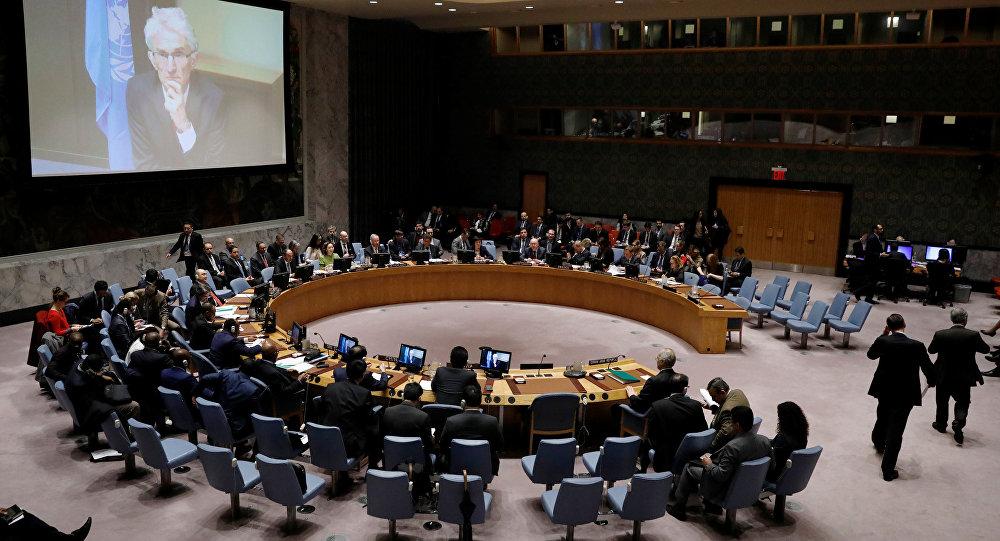 Photo of روسيا توزع في مجلس الأمن مشروع قرار بشأن فنزويلا
