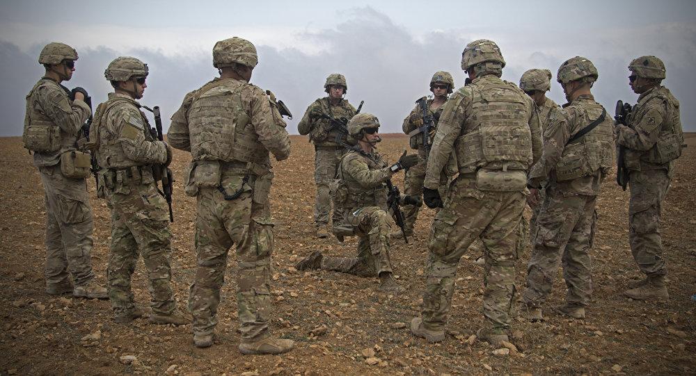 Photo of واشنطن تحدد موعد سحب قواتها بالكامل من سوريا