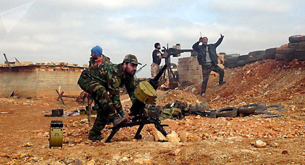 Photo of الجيش يرد بحسم على خروقات الإرهابيين بريف حماه