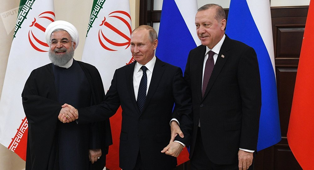 Photo of أردوغان يعلن إمكانية قيام روسيا وتركيا وإيران بعمليات مشتركة في سوريا