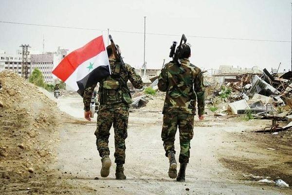 Photo of الجيش ينفذ عمليات على مواقع ومحاور تسلل إرهابيي النصرة بريف حماة