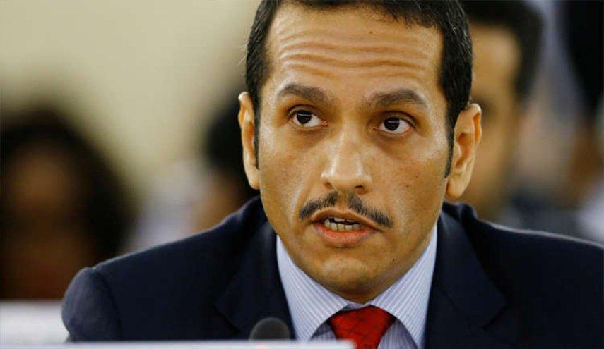 """Photo of """"قطر"""" تطالب بمحاسبة فورية للسعودية وحلفائها"""