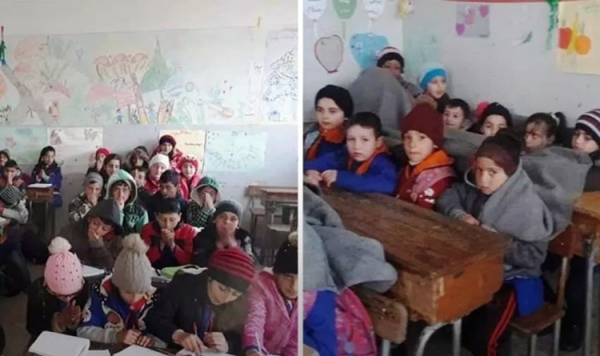 """Photo of مدارس """"حرفا"""" بلا مازوت.. والتربية تٌبرر!"""