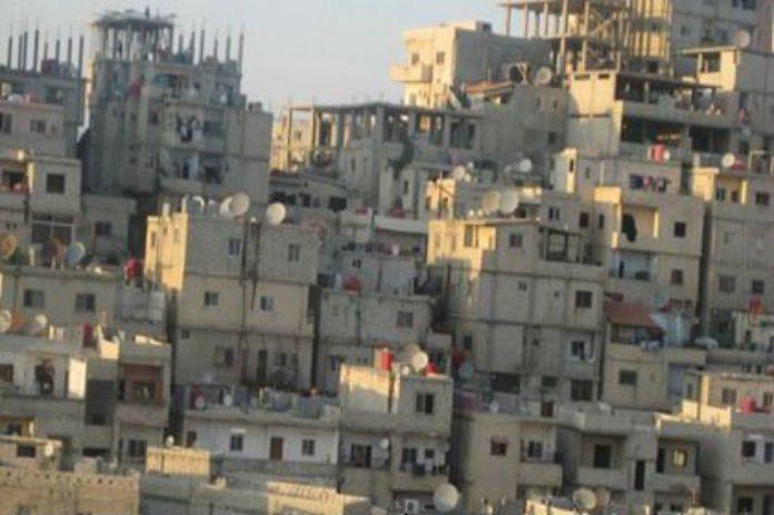 Photo of إخلاء بناء مهدد بالسقوط في المزة 86 بدمشق