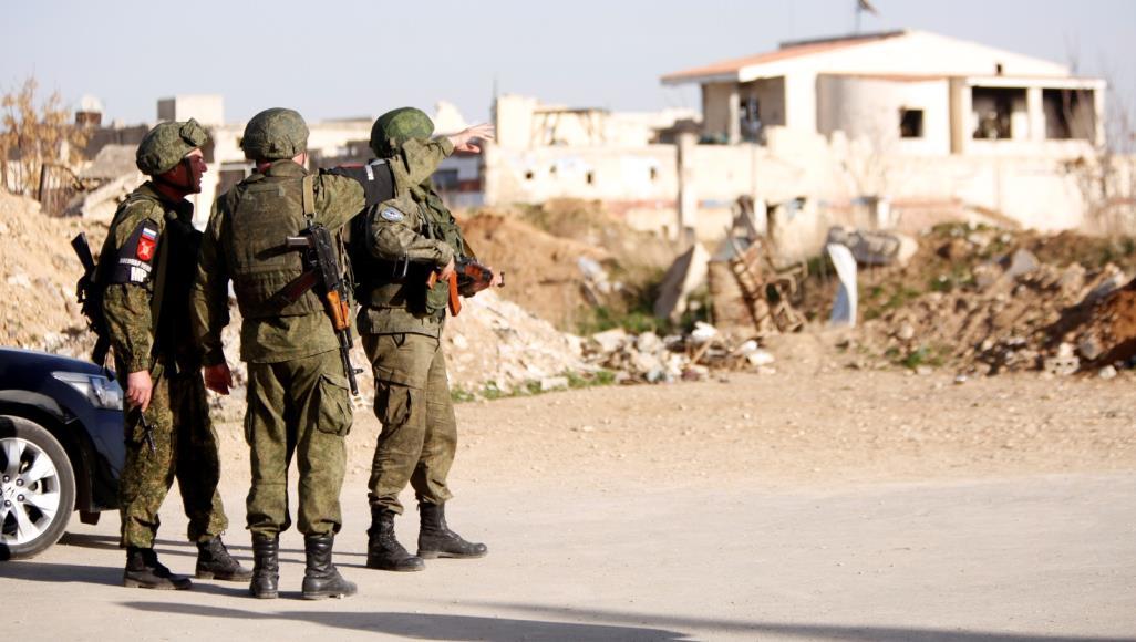 Photo of الشرطة الروسية قد تشارك في إنشاء المنطقة العازلة في سوريا
