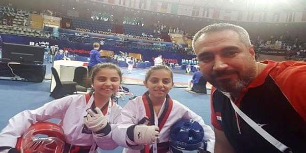 Photo of Syria snatches five medals at Fujairah Open 2019 WT-G1 Event